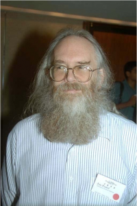 John Postel, one of the authors of the first RFC and contributor to the project for 28 years, has always typed on his keyboard using only two fingers :-)